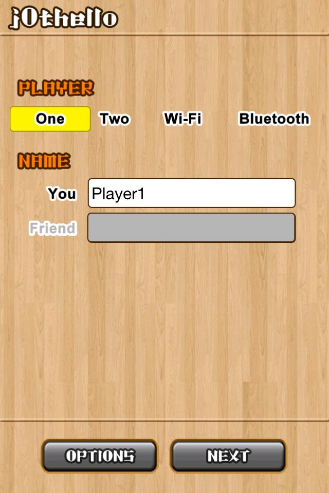 Screenshot jReversi